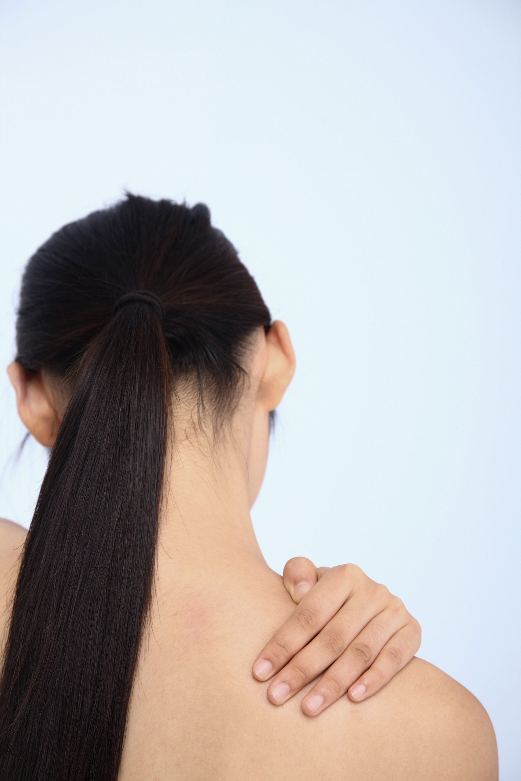 Exercises for osteoarthritis of the shoulder