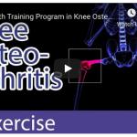 Strength Training Program in Knee Osteoarthritis Rehabilitation